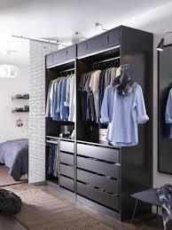 ikea dressing chambre dressing pour chambre idées fonctionnelles modernes room