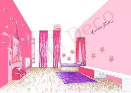 deco chambre fille princesse chambre princesse fille avec peinture chambre fille princesse