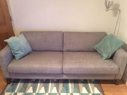 Ikea Sectional Sofa Bed by Furniture Karlstad Sofa Bed Ikea Karlstad 2 Seat Sofa Bed