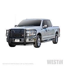 100 Westin Truck Amazoncom 573835 Black HDX Grille Guard Automotive