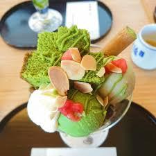 vid駮s cuisine images about 抹茶冰淇淋on instagram