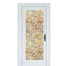 Sidelight Window Treatments Bed Bath And Beyond window film clings glass u0026 decorative films bed bath u0026 beyond