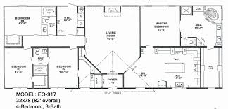 Triple Wide Manufactured Homes Floor Plans Luxury Double Wide