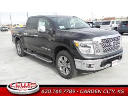 New 2018 Nissan Titan For Sale At Lewis Nissan Of Garden City | VIN ...