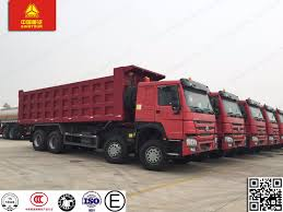 100 Large Dump Trucks Hot Item New Big 50 Ton Off Road 8X4 Heavy Duty Tipper For Sale