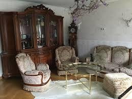 antik möbel louis xvl komplettes wohnzimmer barock geschnitzt
