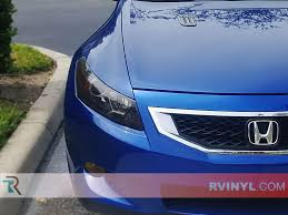 rtint皰 honda accord coupe 2008 2012 headlight tint