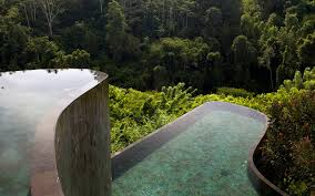 100 Bali Infinity Instagram Couple Defend Photo Taken Dangling Over Edge In