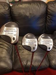 100 11 Wood Loft Golf Clubs Driver 5 Wood 7 Wood In ME Swale Fr 30