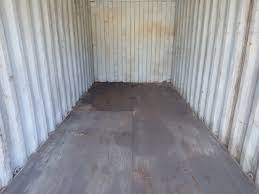 100 Shipping Container Flooring 20 X 8 X 85 Tall Refurbished Storage Floor DelaminationOil SmellWind And Watertight Gray