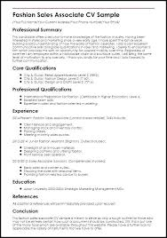 Retail Associate Job Description For Resume Sales