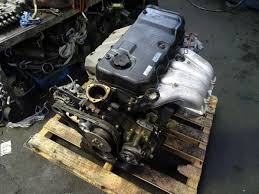 100 Truck Engine 4D33 Diesel Mitsubishi Canter FE5FE6 Japanese