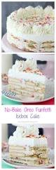 Cake Decorating Books Barnes And Noble by No Bake Oreo Funfetti Icebox Cake Beyond Frosting