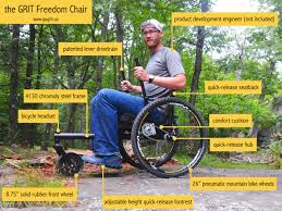 the freedom chair freedom for all