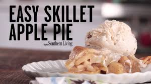 Pumpkin Pie With Streusel Topping Southern Living by Easy Skillet Apple Pie Recipe Myrecipes