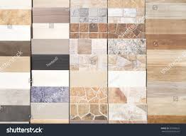 Perfect Ceramic Tile Flooring Samples New In Stock Photo Various Tiles 501980623