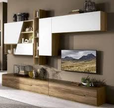 dafnedesign wände für wohnzimmer farbe nussbaum und
