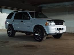 Largest Tires, Can I Do This?? | Ford Explorer And Ford Ranger ...