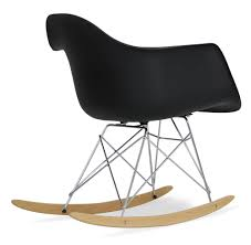 Rocking Chair Black Isla Wingback Rocking Chair Taupe Black Legs Safavieh Outdoor Living Vernon White Rar Eames Colby Avalanche Patio Faux Wood Rapson Amazoncom Adults For Heavy People Clips Monet Rattan Rocking Chair Base Pp Ginger