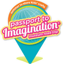 This Summer Michaels Is Hosting Their Annual Passport To Imagination In Store Crafting Program For Kids Ages 5 And Up Contact Your About The
