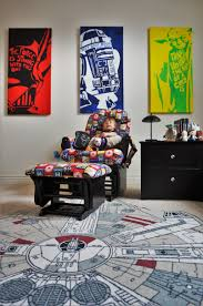Star Wars Room Decor Uk by Star Wars Patent Art Print Set Of 10 Millennium Falcon At At
