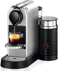 Nespresso CitiZ Milk Silver Coffee Machine Price In Dubai UAE