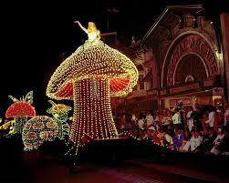Sixty Years of Innovation Main Street Electrical Parade Lights Up