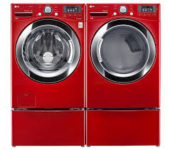 Sink Smells Like Rotten Eggs Washing Machine by Lg Wm3370hra 4 3 Cu Ft Wild Cherry Red Stackable With Steam