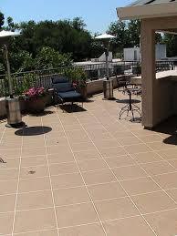 Poured Rubber Flooring Residential by Pli Dek Waterproofing Solutions