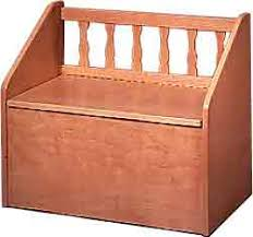 blueprints wooden toy chest bench plans