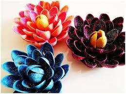 How To Make Flower Pistachio Shells Pista