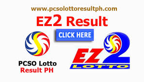 EZ2 RESULTS Today October 12 2017 Thursday PCSO LOTTO