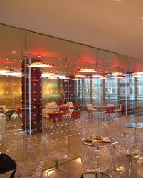 PowerglassR Partition IFEMA Exhibition Restaurant