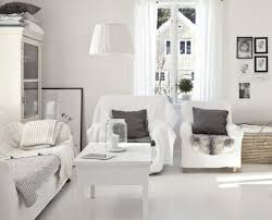 idee deco noir et blanc salon 3 d233co scandinave 30 id233es