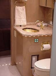 RV Bathroom Interior Remodels At Premier Motorcoach Innovations Santa Ana CA 2
