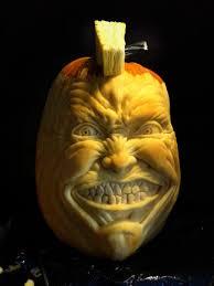 Creepy Clown Pumpkin Stencils by The Scariest Pumpkin Carvings Ever Phatzine