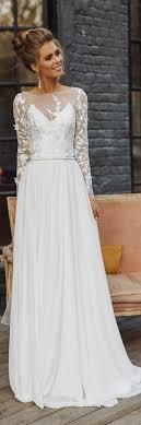 Wedding dress CATHERINE lace wedding dress long sleeve wedding
