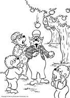 Berenstain Bears Coloring Pages 14 Activities