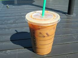 Iced Vanilla Coffee Starbucks Pumpkin Spice
