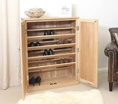 Simms Modern Shoe Cabinet Assorted Colors by Large Oak Shoe Storage Cupboard Mobel Wardrobes Pinterest
