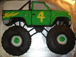 Monster Truck Birthday Cake - CakeCentral.com Monster Truck Cake Recipes Best Made By Amy Volby Cakes Pinterest Truck Amazoncom Wilton 3d Cruiser Pan Novelty Cake Pans Kitchen Mr Vs 3rd Birthday Party Part Ii The Fun And Small Dump Together With Duplo As Well Volvo A30c 100 Sawyer U0027s Garbage Mold 3d Tow Tractor Ding Punkins Shoppe Page 3 Grave Digger Cakecentralcom Liviroom Decors