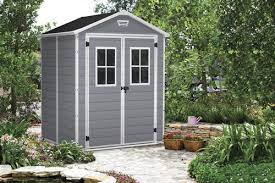 Keter Manor 4x6 Storage Shed by Keter Manor 6 U0027 X 5 U0027 Sd Outdoor Storage Shed At Menards