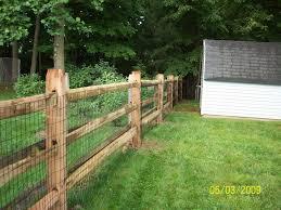 Decorative Garden Fence Posts by Best 25 Split Rail Fence Ideas On Pinterest Rail Fence T Post