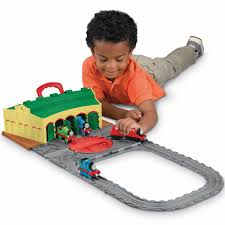 Thomas And Friends Tidmouth Sheds Wooden Railway by Thomas U0026 Friends Take N Play Tidmouth Sheds Playset 33 00
