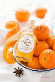 schneller mandarinenlikör rezept