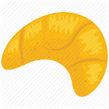 Croissant France French Holiday Nation Icon