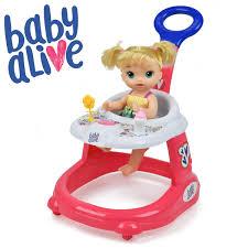 Baby Alive Doll Walker Walmartcom