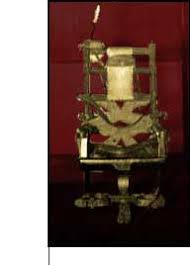 Electric Chair Executions New York State by About High Curriculum On The Death Penalty