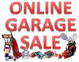 Local Mall line Garage Sale