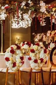 Amy Anaiz Photography Gold And Red Wedding On Inside Weddings